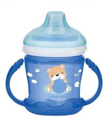 Canpol Babies Sweet Fun Non Spill Cup Blue 180ml