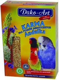 Sausa pārtika Dako-Art Andulka Exotic Birds Food 500g