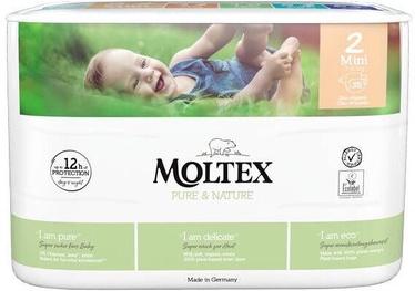 Autiņbiksītes Moltex Pure & Nature Mini, 2, 38 gab.