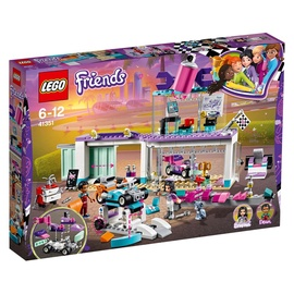 Konstruktors Lego Friends Creative Tuning Shop 41351