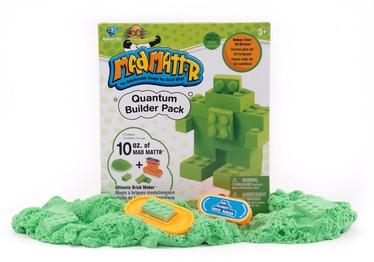Кинетический песок Relevant Play Mad Mattr Quantum Builders Pack Green, 283 г