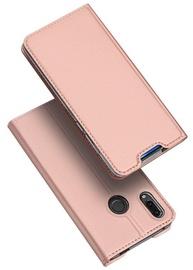 Dux Ducis Premium Magnet Book Case For Huawei P Smart Z Rose Gold