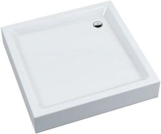 Vento SCSA320-L08 Shower Tray 900 x 160 x 900 mm White