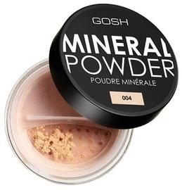 Рассыпчатая пудра Gosh Mineral Powder 04, 8 г