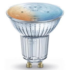 Viedā spuldze Ledvance LED, GU10, PAR16, 5 W, 350 lm, 2700 - 6500 °K, daudzkrāsaina, 3 gab.