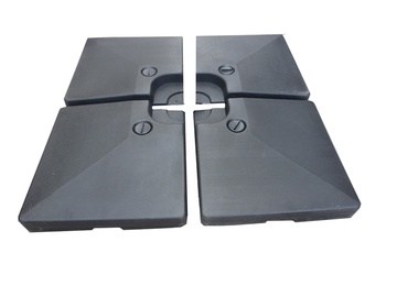 SN Set Umbrella Base Grey