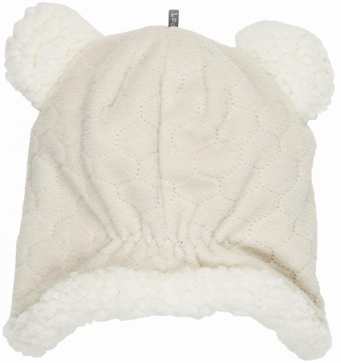 Lodger Baby Fleece Hatter BotAnimal Ivory 3-6