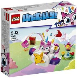 Konstruktors Lego Unikitty Cloud Car 41451