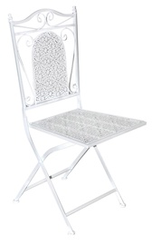 Home4you Chair Greta White 83891