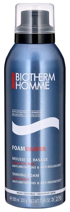 Пена для бритья Biotherm Homme Sensitive Skin, 200 мл