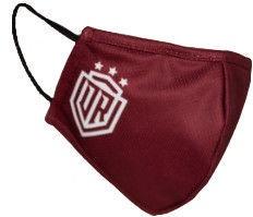 Dinamo Rīga Protective Mask Red