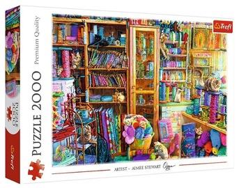 Trefl Puzzle Cats Paradise 2000pcs 27113