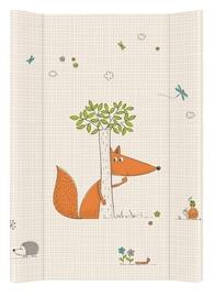 Pārtinamais galds Ceba Baby Comfort Fox, 70 cm x 50 cm, daudzkrāsains