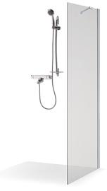 Стенка для душа Brasta Glass Ema, 900 мм x 2000 мм