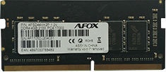 Operatīvā atmiņa (RAM) Afox AFSD48EH1P DDR4 8 GB