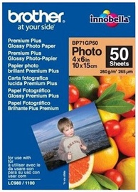 Papīrs Brother BP71 Glossy Photo Paper