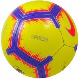 Nike Premier League Pitch Ball Yellow/Blue Size 4