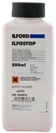 Filmiņas attīstīšanas ķimikālijas Ilford Ilfostop 0.5L