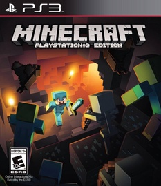 Minecraft US Version PS3