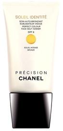 Средство для автозагара Chanel Precision Soleil Identite Perfect Colour Face SPF8 Bronze, 50 мл