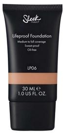 Tonizējošais krēms Sleek MakeUP MakeUP Lifeproof Foundation LP06 LP06, 30 ml