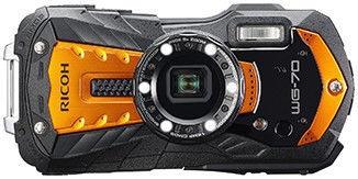 Экшн камера Ricoh WG-70 Orange