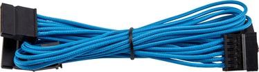 Corsair Premium Individually Sleeved SATA Cable Type 4 (Gen 3) Blue
