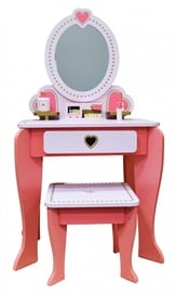 4IQ Diana Dressing Table With Heart