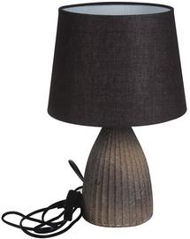 Gaismeklis Verners Alen Desk Lamp 60W E27 Brown
