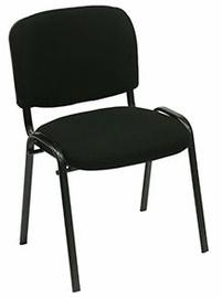 Apmeklētāju krēsls Verners Lima Black