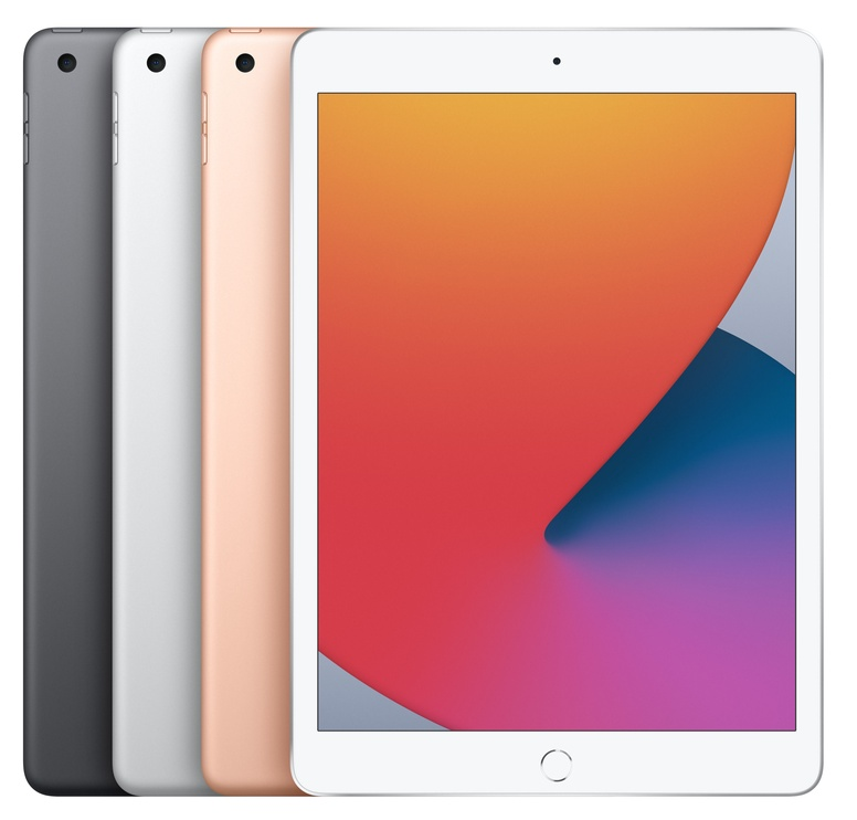 "Planšetdators Apple iPad 8th Gen 10.2"" Wi-Fi 32GB Space Grey"