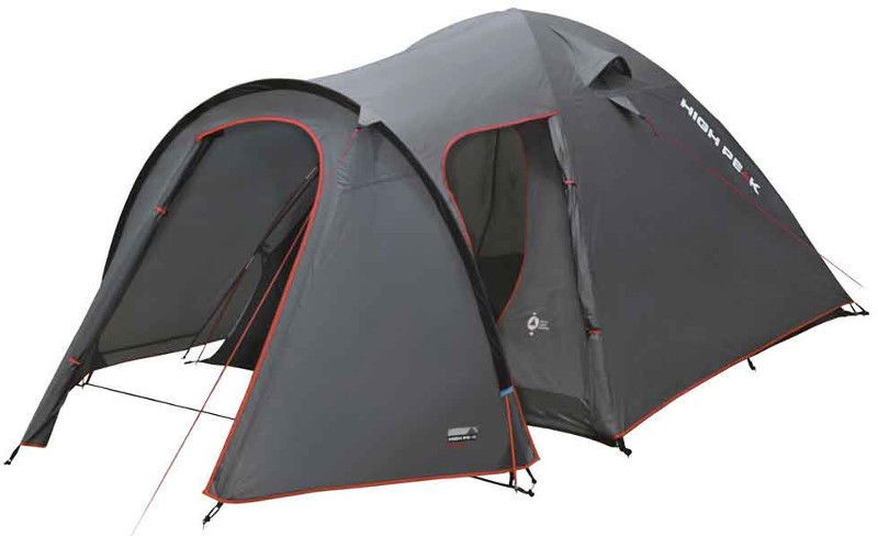 High Peak Kira 5 Gray 10218