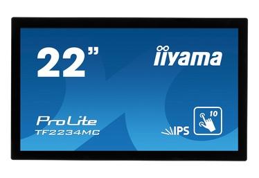 "Monitors Iiyama ProLite TF2234MC-B6AGB, 21.5"", 8 ms"