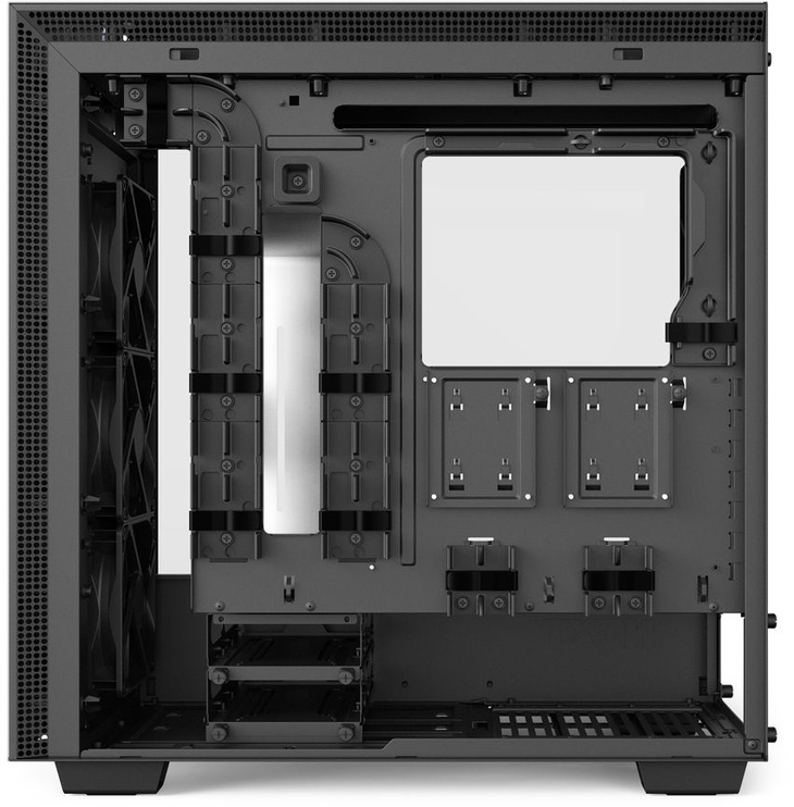 NZXT H700i Mid Tower Matte White