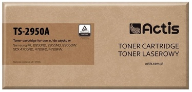 Actis Toner Cartridge for Samsung 2500p Black