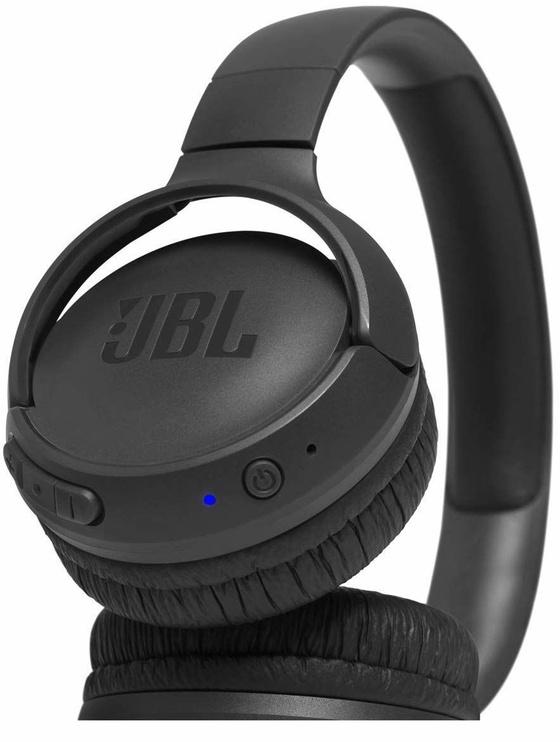 Austiņas JBL T500BT Black, bezvadu