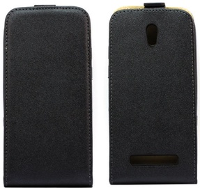 Telone Shine Vertical Book Case For Samsung Galaxy Note 8 Black