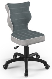 Bērnu krēsls Entelo Petit CR06, melna, 350 mm x 830 mm