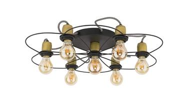 Lampa griestu TK Lighting Fiore 1262, 7x60W, E27