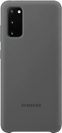 Samsung Silicone Back Case For Samsung Galaxy S20 Grey