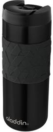 Aladdin Easy Grip Leak Lock Thermo Mug 0.47l Matt Black