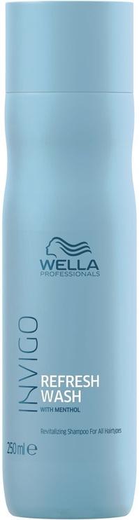Wella Invigo Refresh Wash Shampoo 250ml