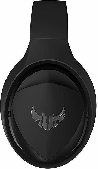 Игровые наушники Asus TUF Gaming H5 Black