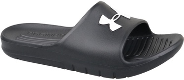 Under Armour Core PTH Slides 3021286-001 Black 42.5