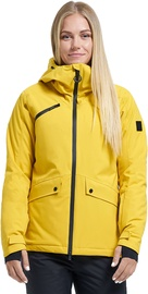Audimas Womens Ski Jacket Yellow S