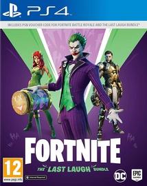 PlayStation 4 (PS4) spēle Epic Games Fortnite The Last Laugh Bundle