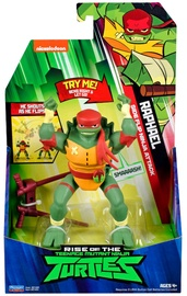 Фигурка-игрушка Playmates Toys Teenage Mutant Ninja Turtles Raphael SideFlip Ninja Attack 81404