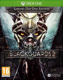 Blackguards 2 Limited Day One Edition Xbox One