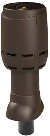 Vilpe Flow 110P/IS/350 + Cowl Dark Brown