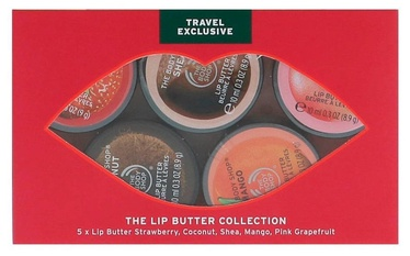 The Body Shop G3 Women Lip Butter 5 x 10ml